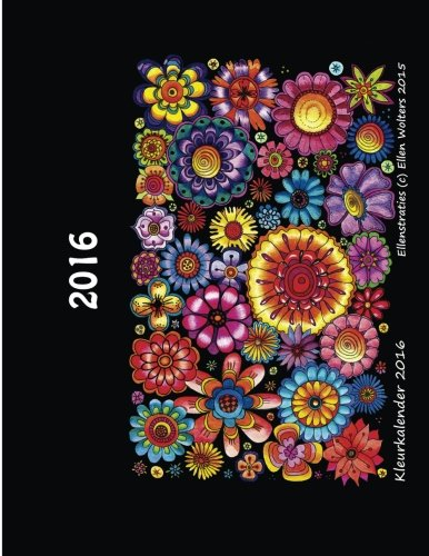9781518674914: Kleurkalender 2016 (Dutch Edition)