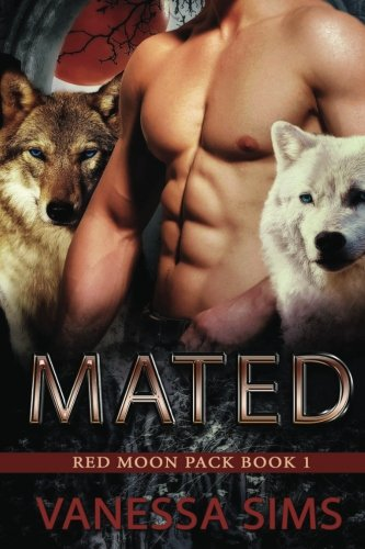 9781518680113: Mated (Red Moon Pack) (Volume 1)