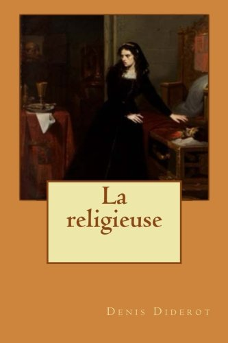 9781518685651: La religieuse