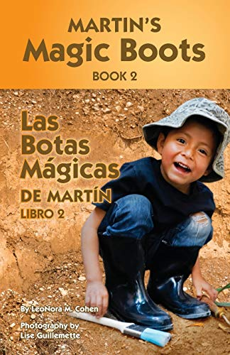 9781518690778: Martin's Magic Boots Book 2: Las Botas Magicas de Martin Libro 2 (Volume 2) (Spanish Edition)