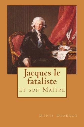 9781518690952: Jacques le fataliste: et son Maître