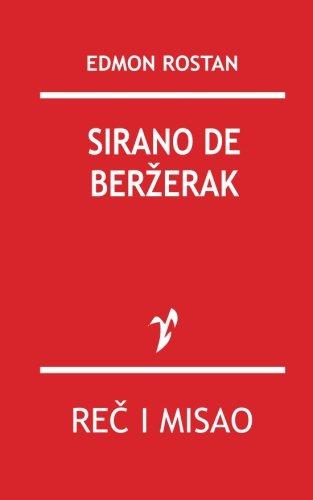 9781518700576: Sirano de Berzerak (Serbian Edition)