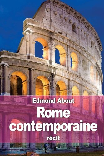 9781518708466: Rome contemporaine