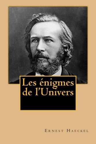 9781518712050: Les enigmes de l'Univers