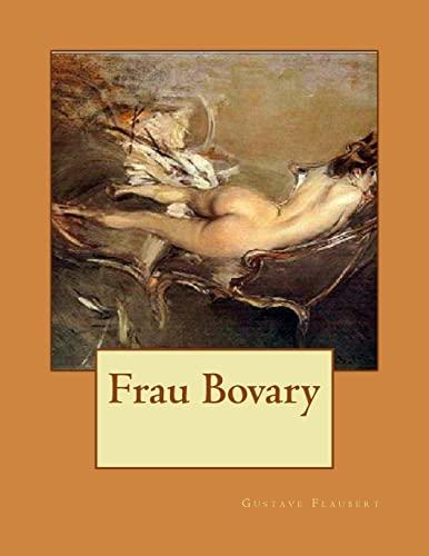 9781518719929: Frau Bovary
