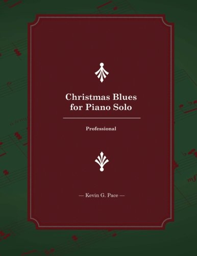 9781518723636: Christmas Blues for Piano Solo: Professional