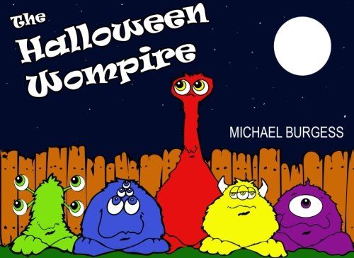 9781518726422: The Blumps and The Halloween Wompire