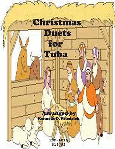 9781518731235: Christmas Duets for Tuba