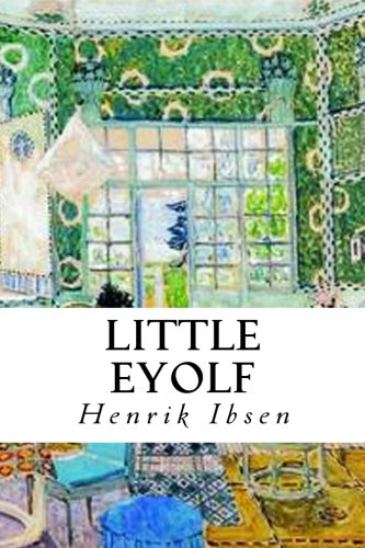 9781518747748: Little Eyolf
