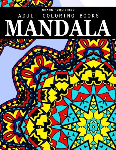 9781518749179: Adult Coloring Books MANDALA: Stress Relieving Patterns : Colorama Coloring books, coloring books for adults relaxation, Mandala Coloring Book: Volume 1