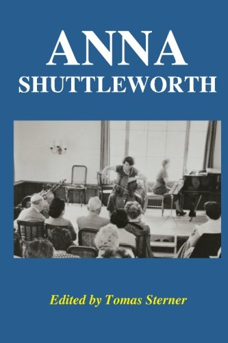 9781518749230: Anna Shuttleworth: Edited by Tomas Sterner