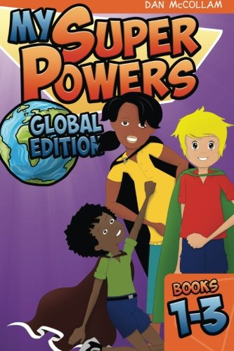 9781518751912: My Super Powers: Global Edition (Volume 1)