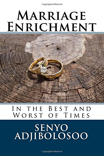 9781518753589: Marriage Enrichment: In the Best and Worst of Times