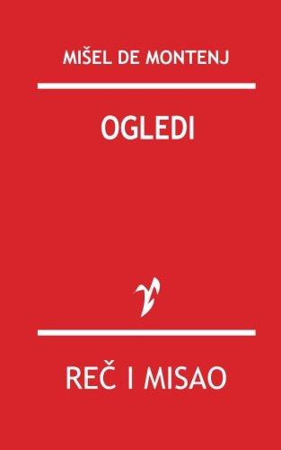 9781518760044: Ogledi (Serbian Edition)