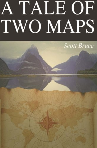 9781518773419: A Tale of Two Maps