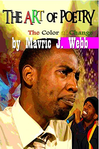 9781518776588: The Art of Poetry: The color of change