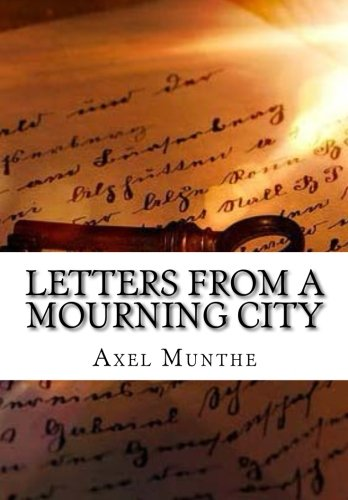 9781518776908: Letters from a Mourning City