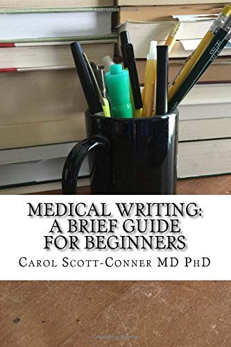 9781518776915: Medical Writing: A Brief Guide for Beginners