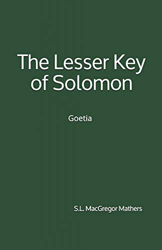 9781518788185: The Lesser Key of Solomon: Goetia
