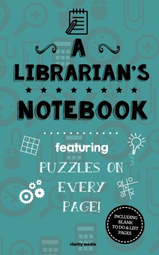 9781518788451: A Librarian's Notebook: Featuring 100 puzzles