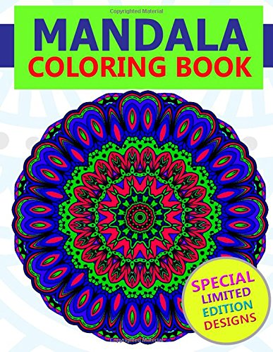 9781518790744: Mandala Coloring Book: Stress Relieving Patterns : Colorama Coloring books, coloring books for adults relaxation, Mandala Coloring Book (Volume 2)