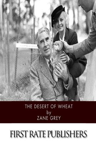 9781518792946: The Desert of Wheat