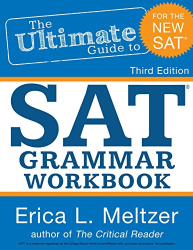 9781518794100: The Ultimate Guide to SAT Grammar Workbook, 3rd Edition (3rd Edition, The Ultimate Guide to SAT Grammar) (Volume 2)