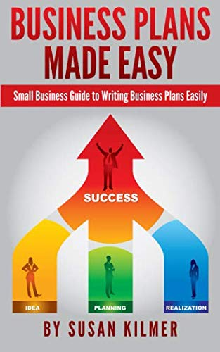 9781518805837: Business Plans Made Easy: Small Business Guide to Writing Business Plans Easily