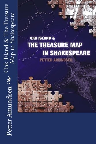 9781518806490: Oak Island & the Treasure Map in Shakespeare: Color Version
