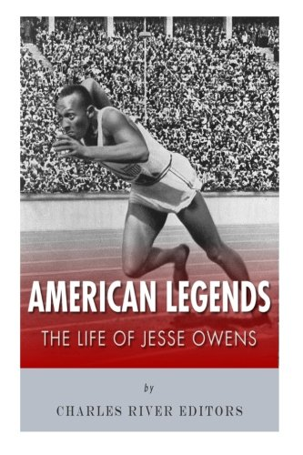 9781518811555: American Legends: The Life of Jesse Owens