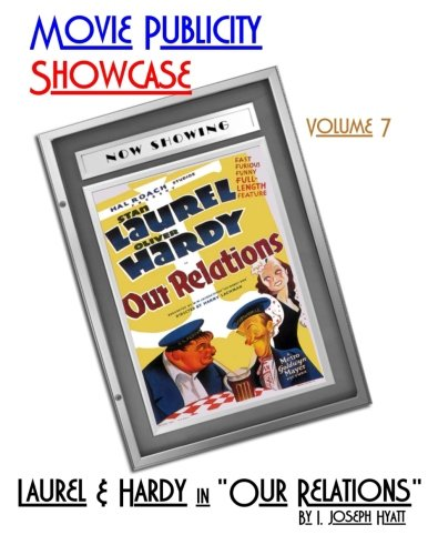 9781518818783: Movie Publicity Showcase Volume 7: Laurel and Hardy in