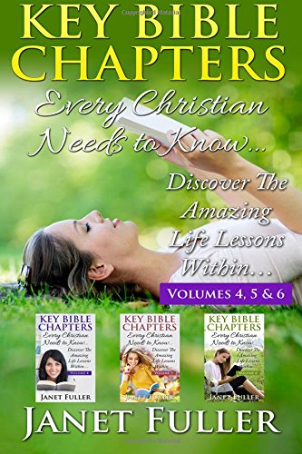 9781518820670: THE KEY BIBLE CHAPTERS (How to Memorize the Bible, Memorize the Bible, The Bible, Bible, Christian, Holy Bible, Prayer, Christian Books)