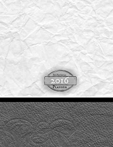 9781518822001: ZenSational Planner 2016