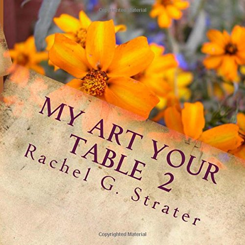 My Art Your Table 2: Second Book
