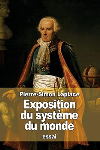 9781518839412: Exposition du système du monde (French Edition)