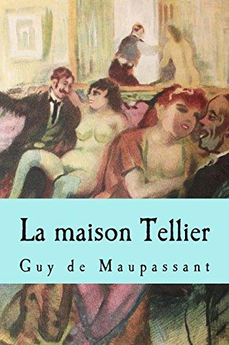 9781518843198: La maison Tellier