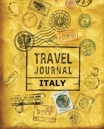 Travel Journal Italy