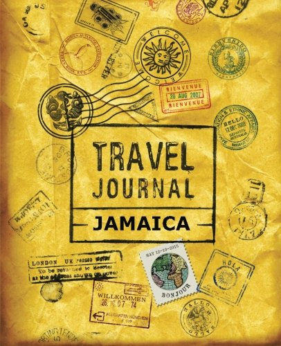 9781518845413: Travel Journal Jamaica