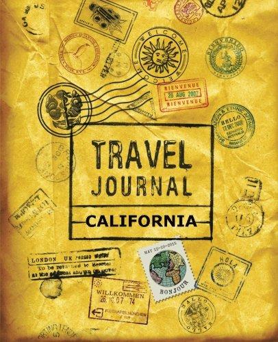 9781518846397: Travel Journal California