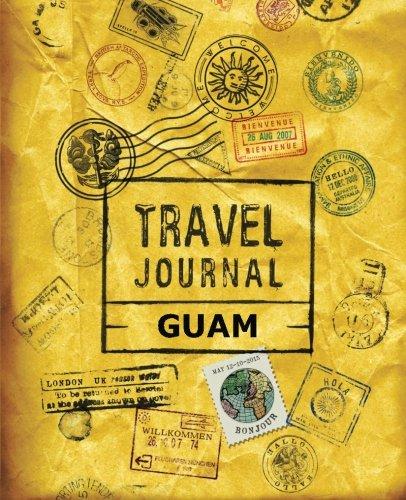 9781518846731: Travel Journal Guam