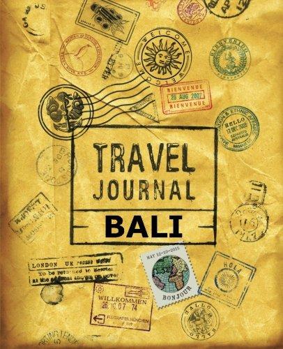 9781518847042: Travel Journal Bali