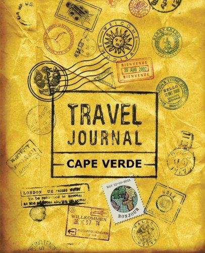 Travel Journal Cape Verde: VPjournals