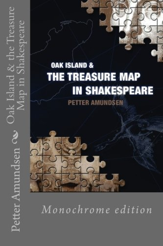 9781518852206: Oak Island & the Treasure Map in Shakespeare: Black and white edition