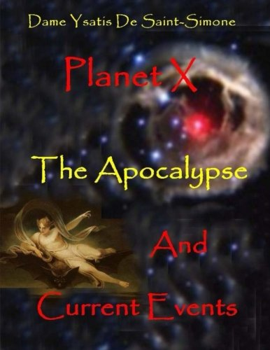 9781518854903: Planet X The Apocalypse And Current Events