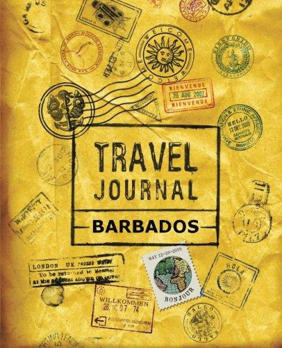 9781518855535: Travel Journal Barbados