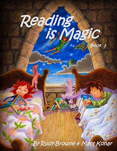 9781518857584: Reading is Magic, book 1 (Volume 1)