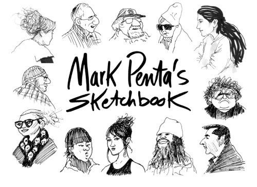 9781518861079: Mark Penta's Sketchbook