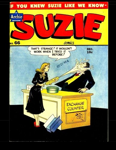 Suzie Comics #66: Over 50 Pages of: Therrian, Kari A