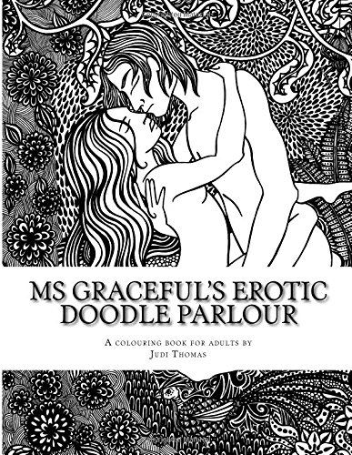 9781518863745 Ms Gracefuls Erotic Doodle Parlour An Colouring Book For Adults Volume