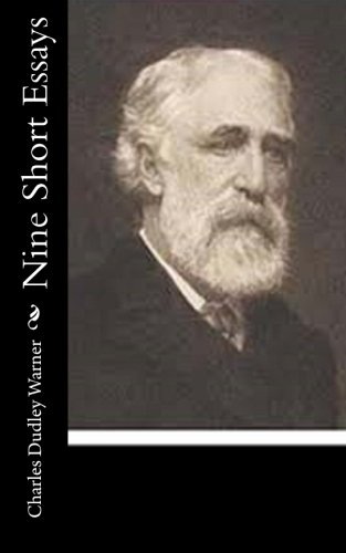 9781518867354 - Warner, Charles Dudley: Nine Short Essays - Buch